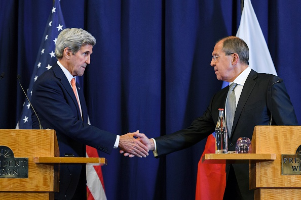 US Russia Syrian peace plan