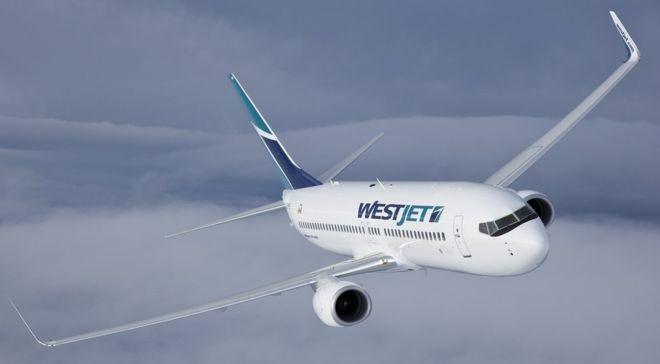 Canada WestJet plane declares emergency, lands in Iceland