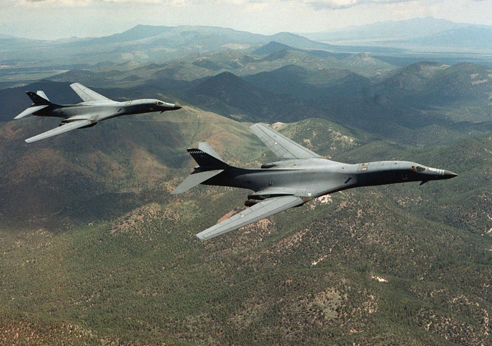 North Korea nuclear test US bombers