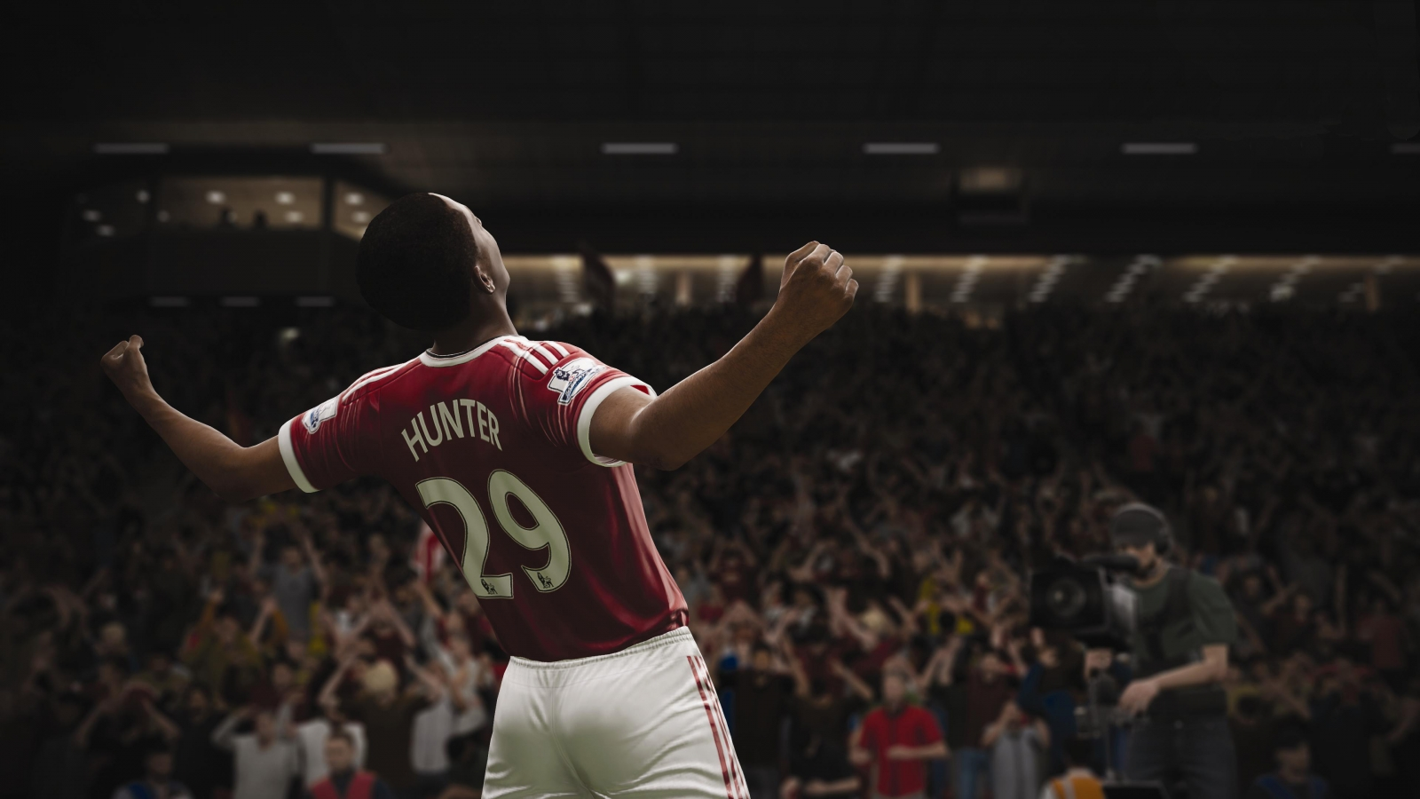 Fifa 17 Demo Journey Hunter