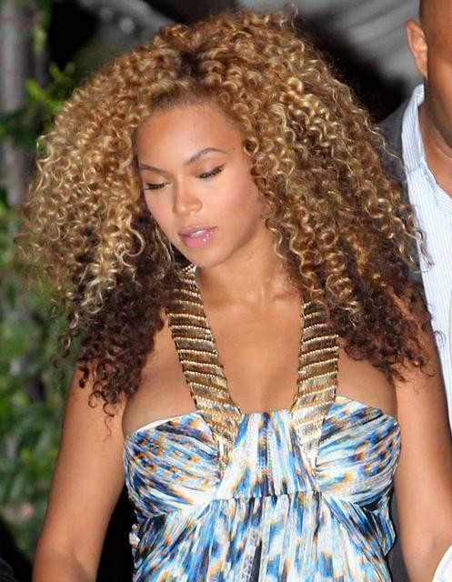 Pregnant Beyonce and Jay-Z spotted leaving a hotel in Venice, Italy