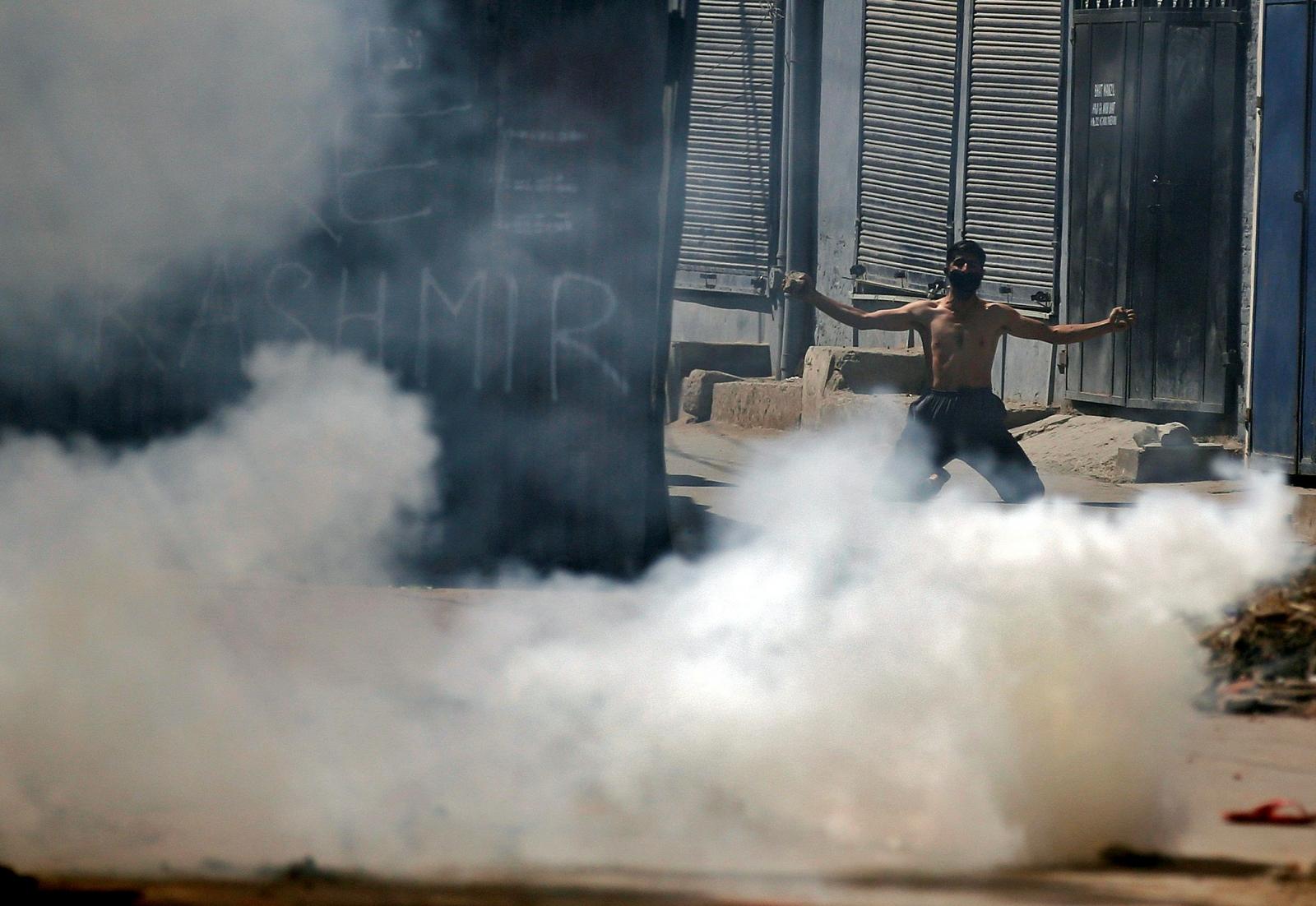 Kashmir tensions