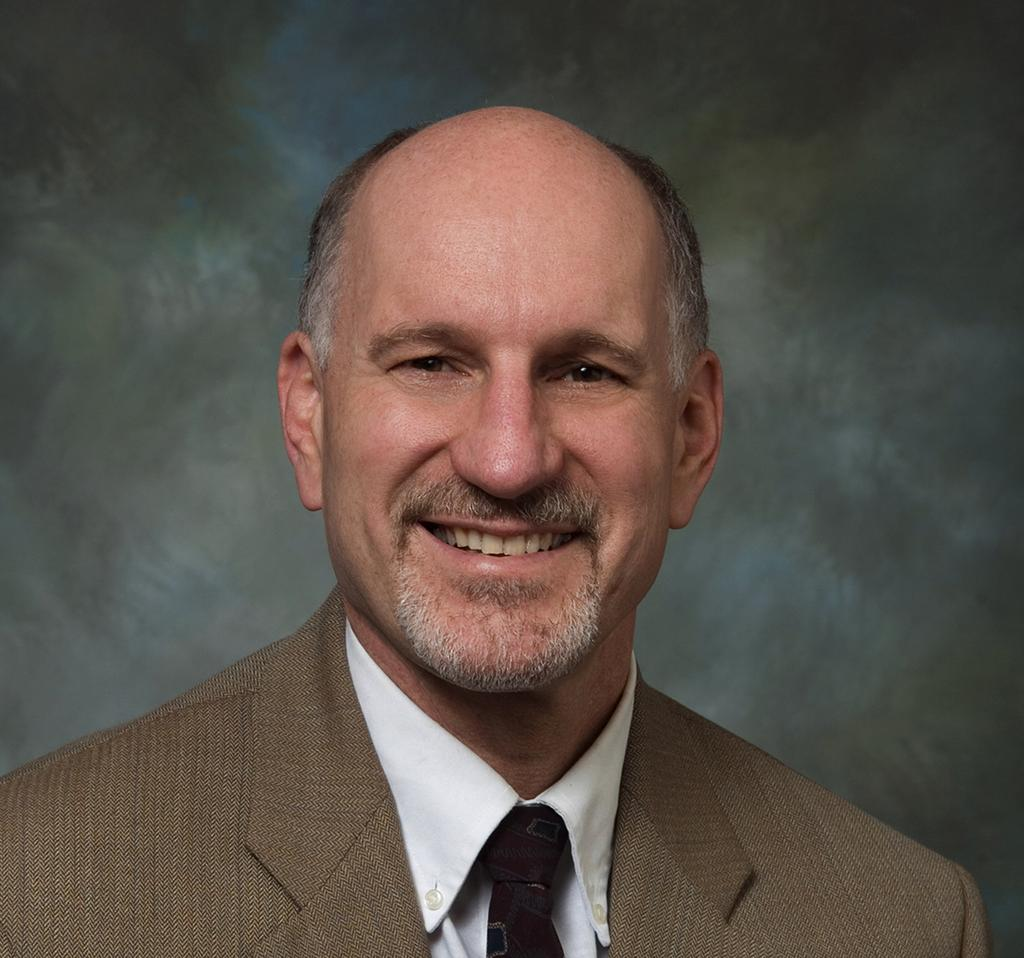 Palo Alto Mayor Patrick Burt