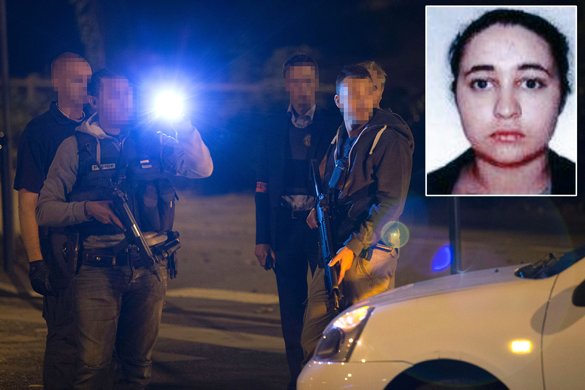 Paris terror arrests