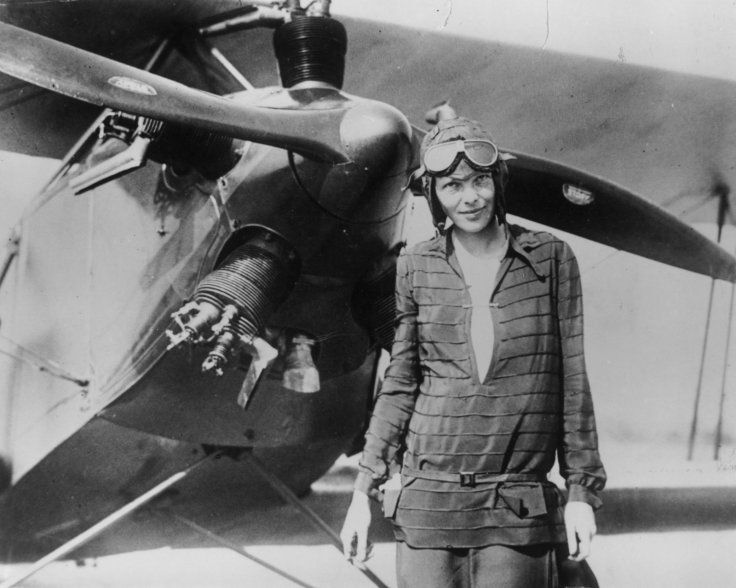 Was Amelia Earhart dismembered by giant crabs the size of dogs on a ... e3059c3e07d0