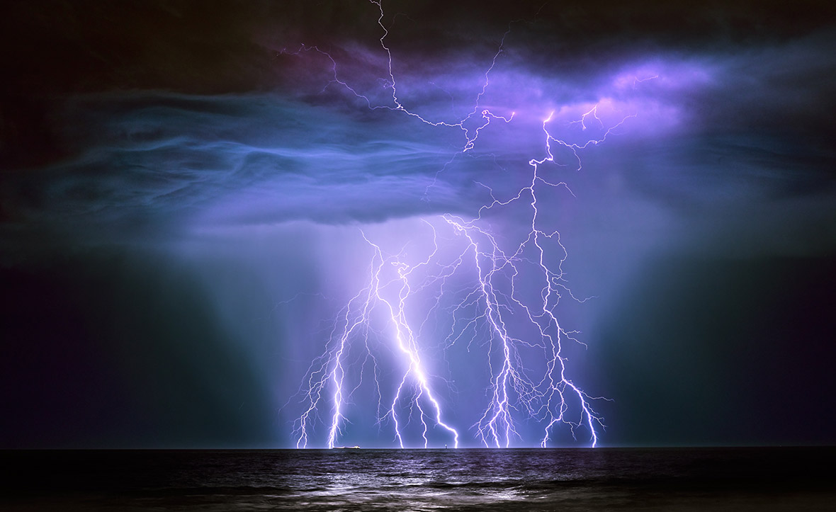 Weather Photographer of the Year 2016