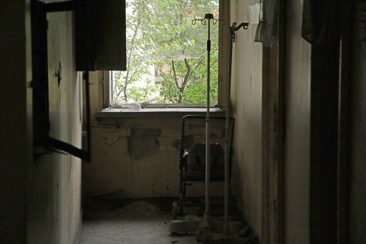 Romania orphanage