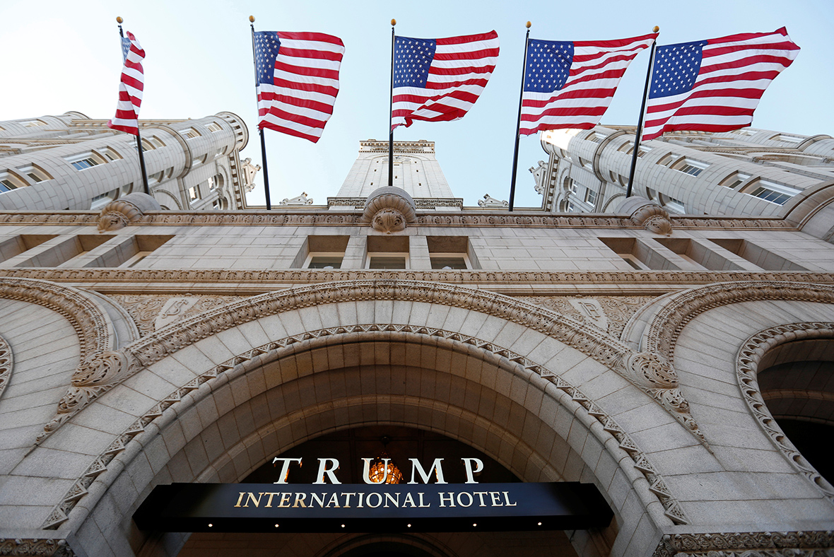 Trump Internation Hotel