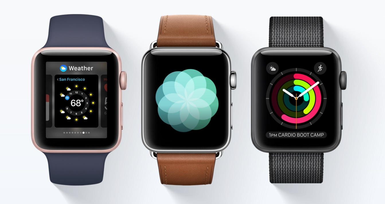 Apple Watch: watchOS 3 brings performance boost and new features