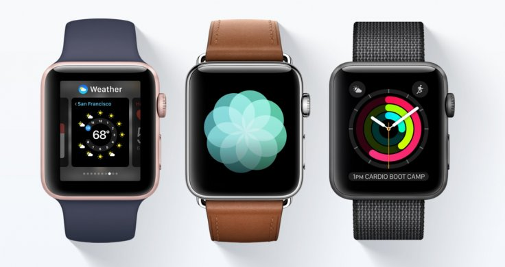 watchOS 3 by Apple