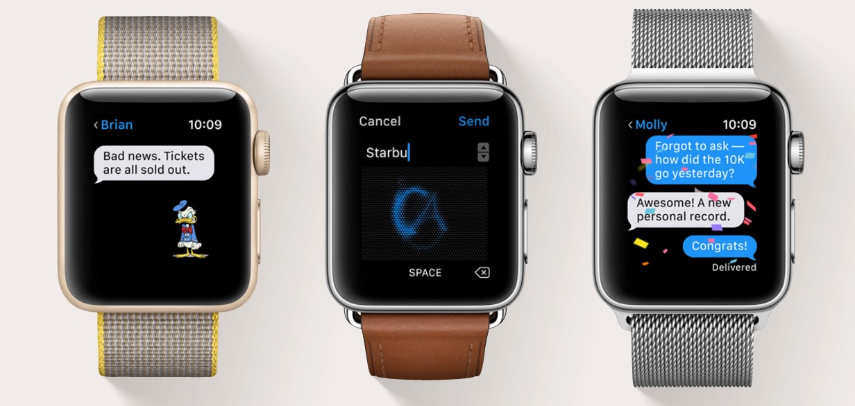 Apple Watch: watchOS 3 brings performance boost and new ...