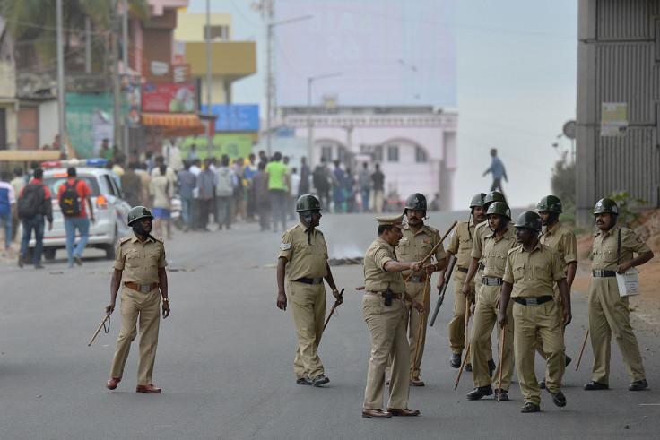 Bangalore violence