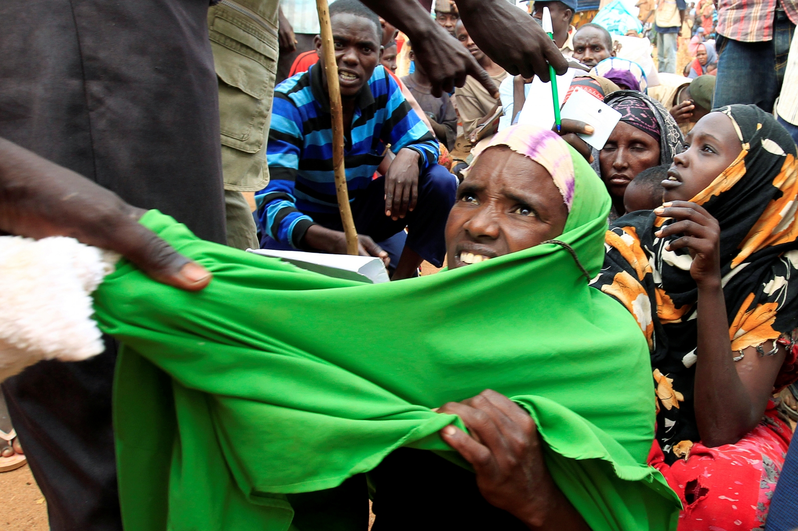 Somali refugees Kenya