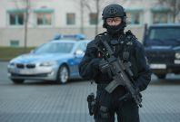 German anti-terror police