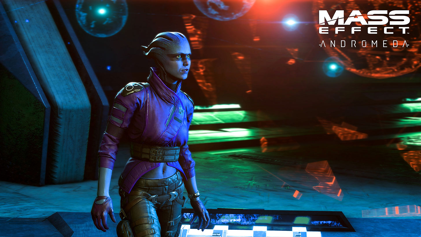 BioWare releases 5 new Mass Effect: Andromeda screenshots
