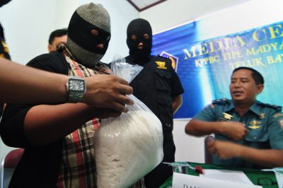 South east Asia war on drugs