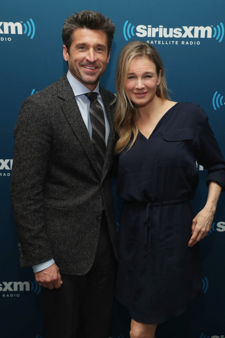 Bridget Joness Baby Star Patrick Dempsey Wanted To Join The