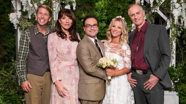 The Big Bang Theory Season 10 Premiere Episode 1 Picture