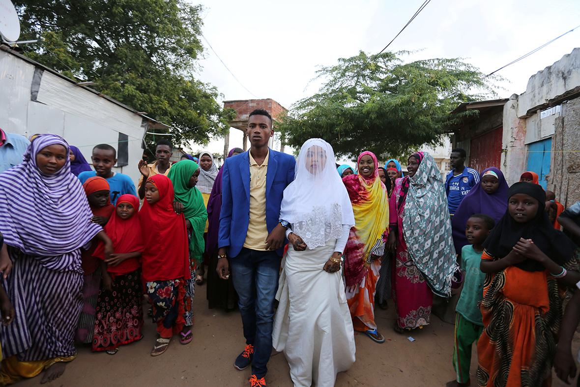 Mogadishu wedding
