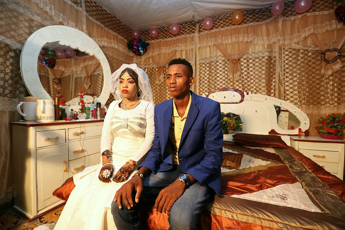 Mogadishu wedding