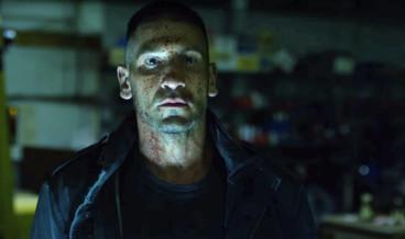 Jon Bernthal in Daredevil