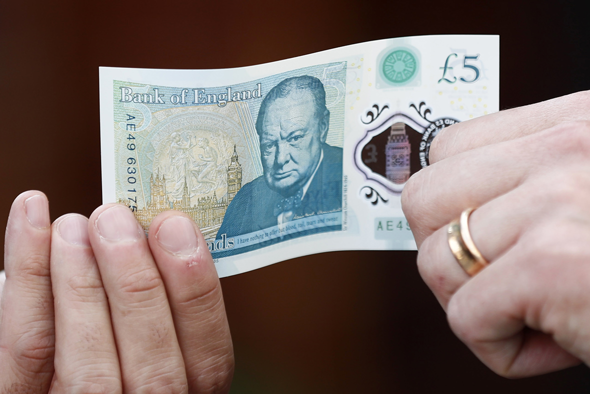 Electra's sale of new £5 note supplier leaves it quids in