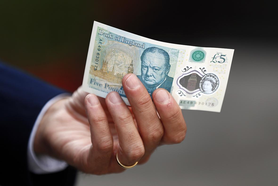 Waterproof money