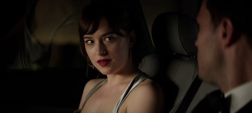 fifty shades of grey sex scenes