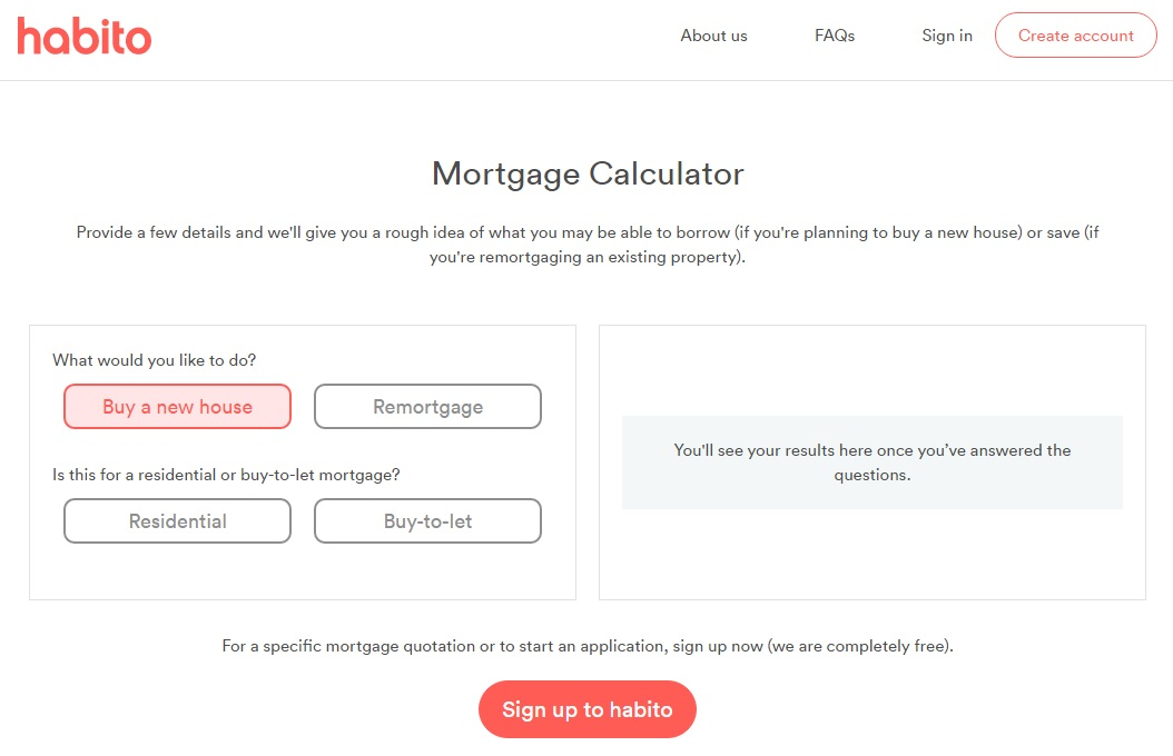 Habito mortgage adviser Daniel Hegarty