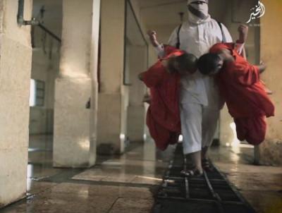 Isis eid celebrations