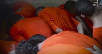 Isis eid celebrations 1