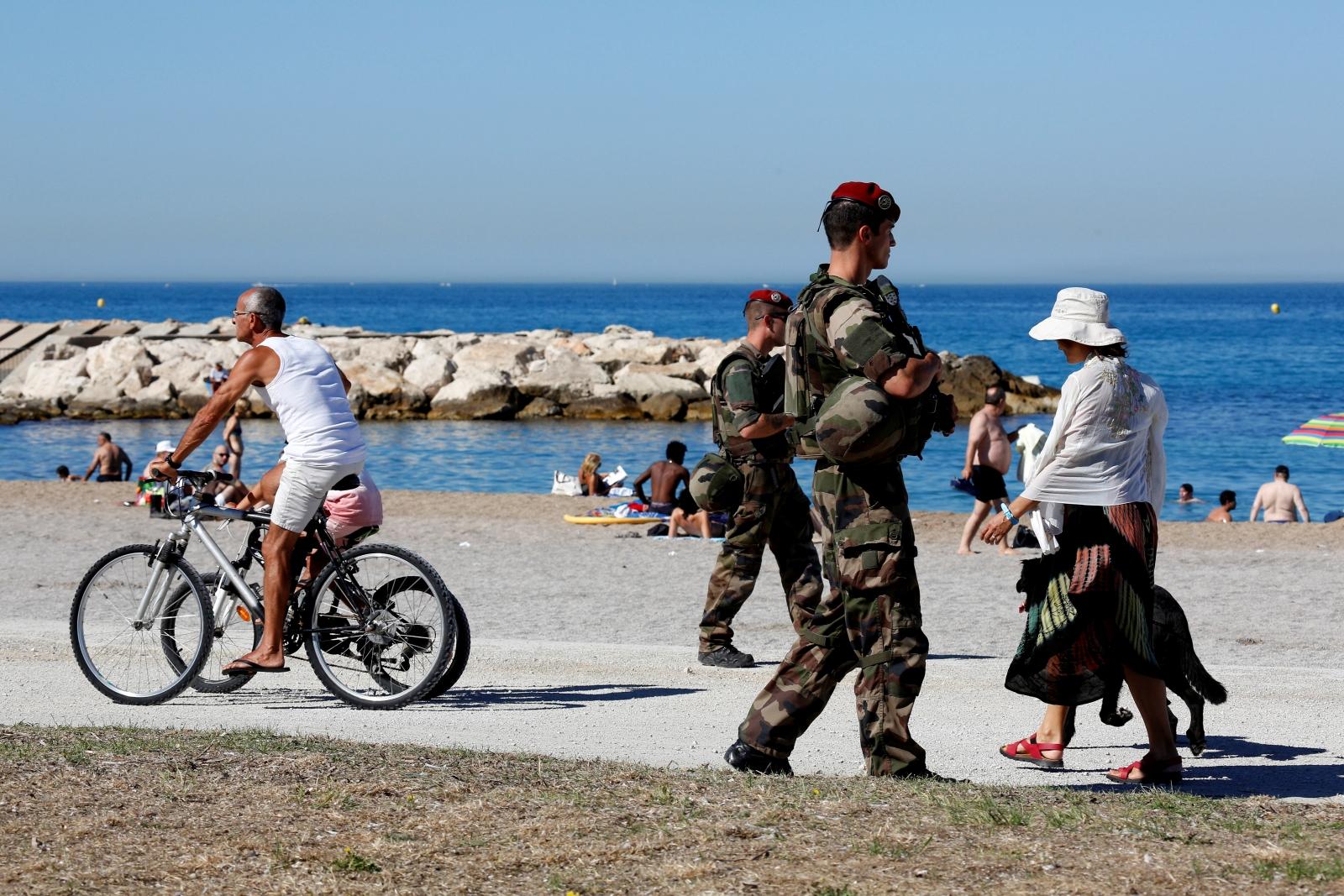 France de-radicalisation jihadists