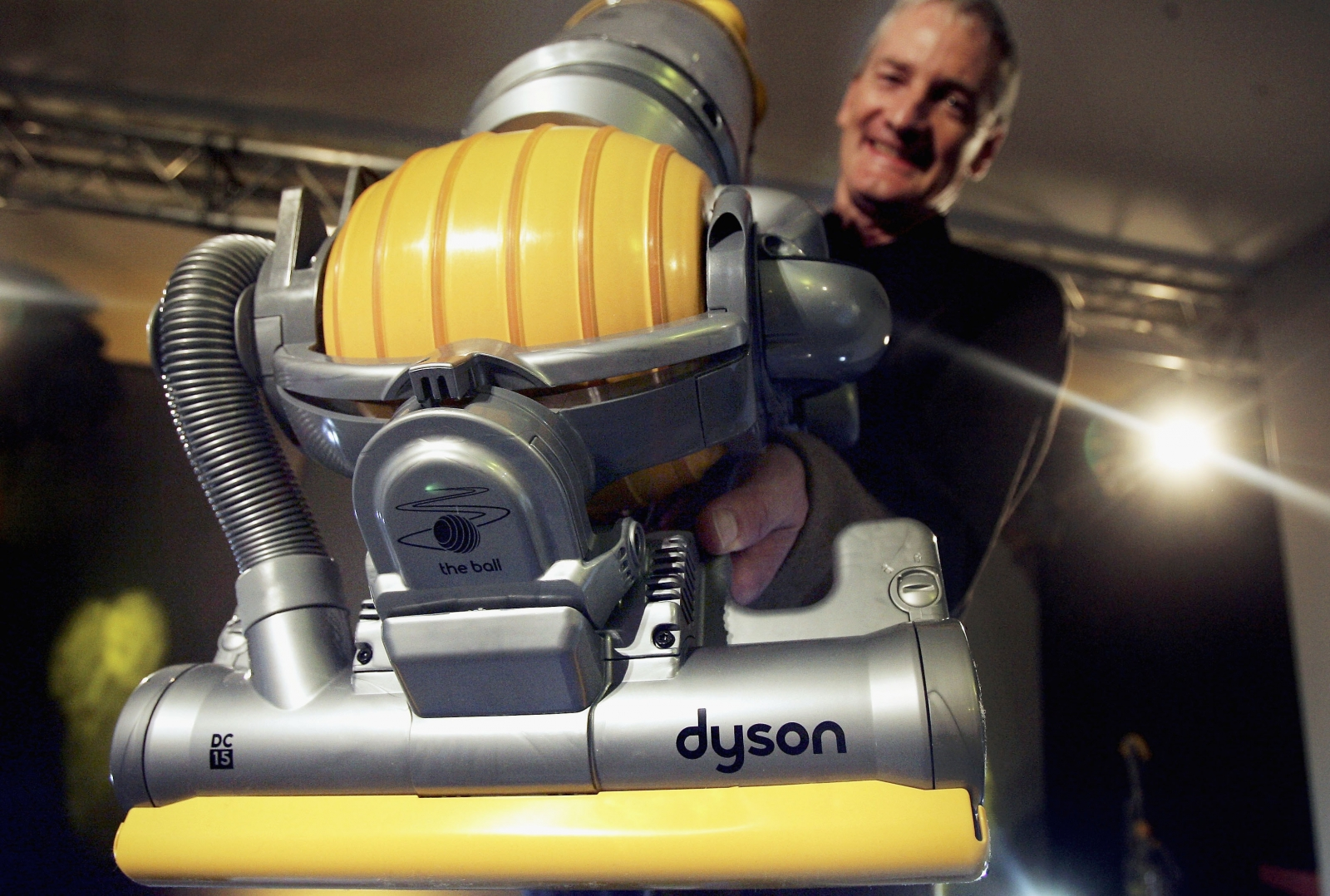 Dyson unveils £250m expansion of its R&D centre and tells there is no reason for businesses to withhold investment amid the Brexit vote