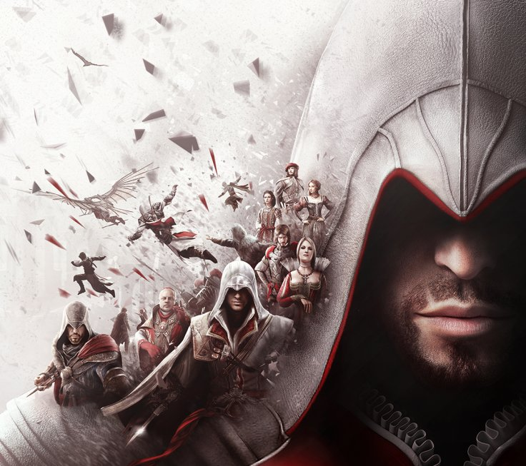 Assassin S Creed The Ezio Collection Finally Confirmed For