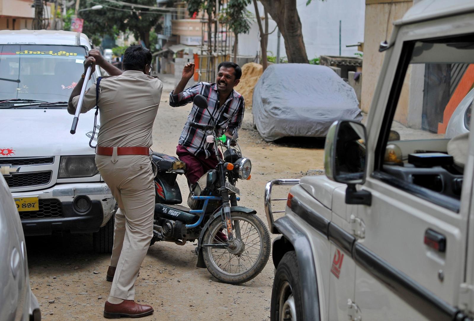 Bengaluru riots Cauvery river