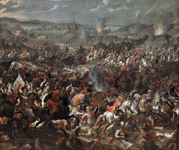 Pauweel Casteels, The Battle of Vienna