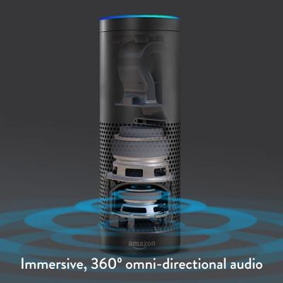 Amazon Echo UK release date price speaker