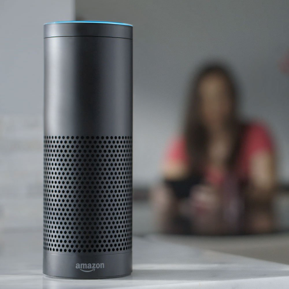 Amazon Echo UK release date price speaker