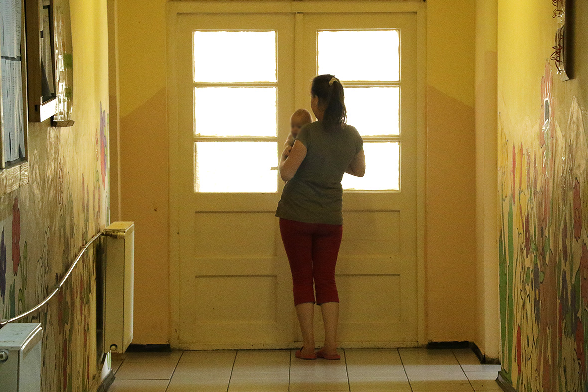 Romania's orphanages