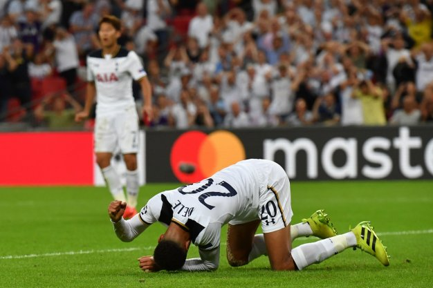 Dele Alli rues a missed chance