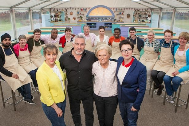 The Great British Bake-Off 2016