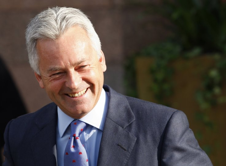 Sir Alan Duncan Falkland Islands