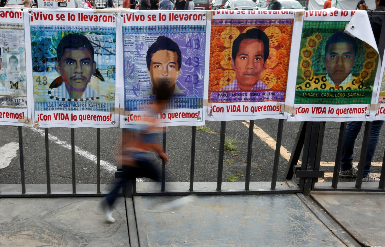 Mexico's 43 missing students