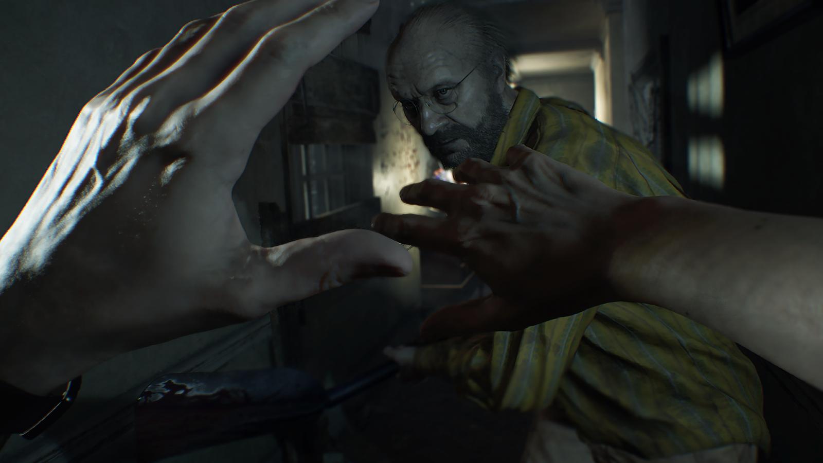 Resident Evil 7 Biohazard Baker
