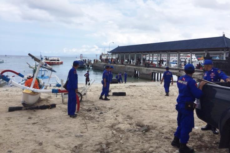 Bali ferry explosion