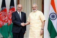 India Afghan ties