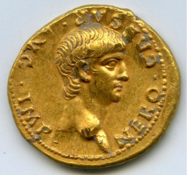Gold coin Jerusalem