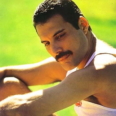 Farouk Bulsara (aka Freddie Mercury)