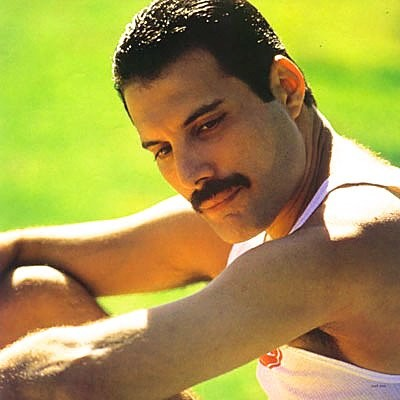 Farouk Bulsara aka Freddie Mercury