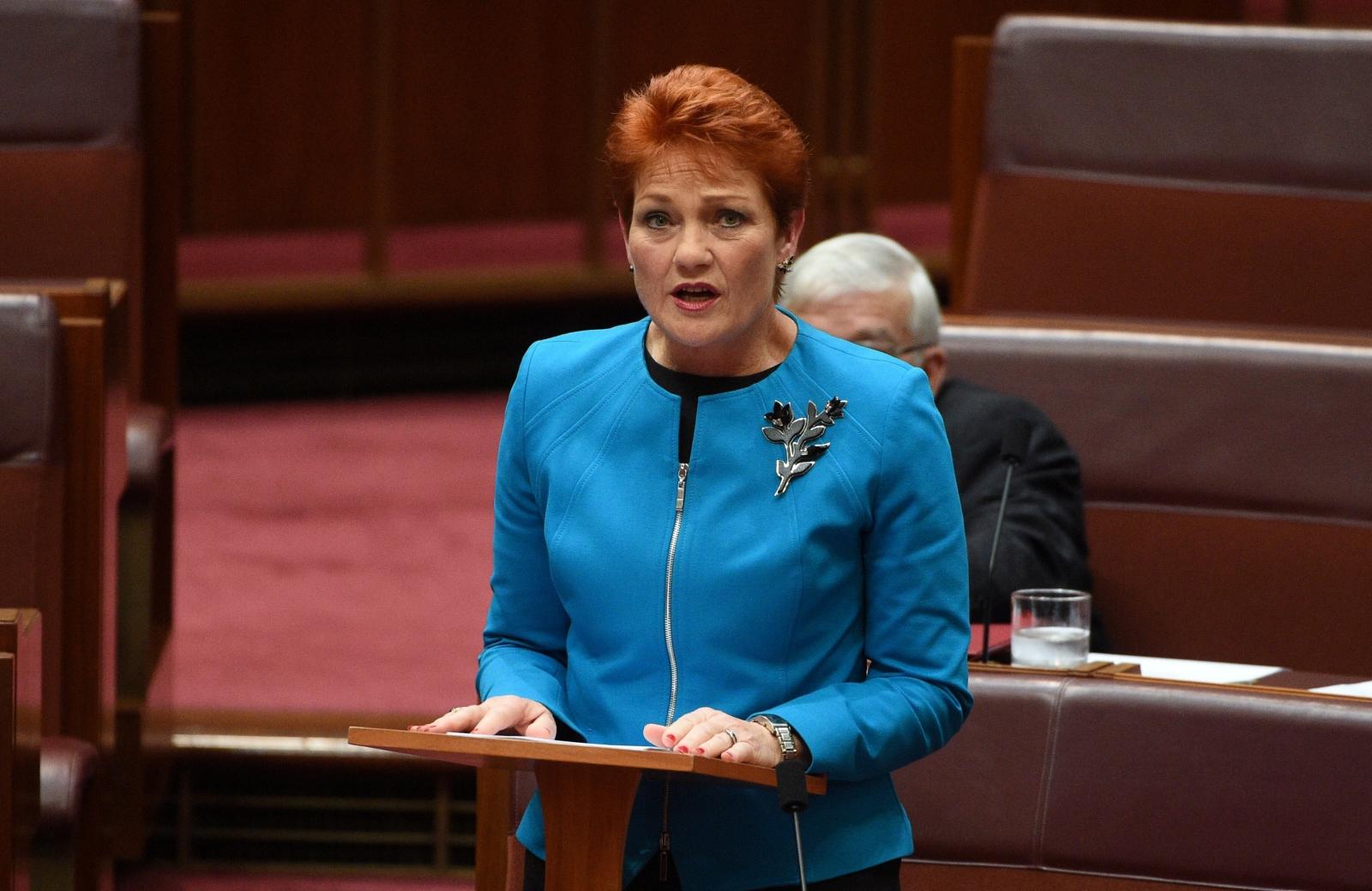Australian senator